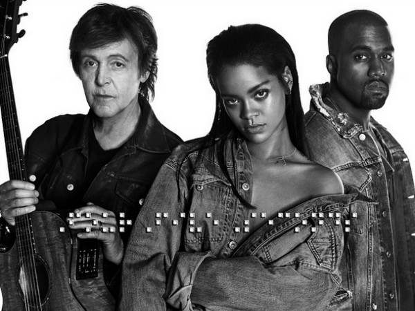Paul-McCartney-Rihanna-Kanye-West-FourFiveSeconds-600x450