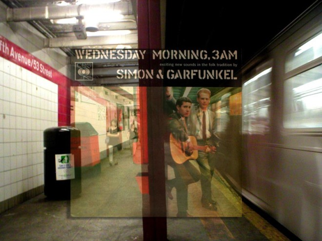 Simon & Garfunkel: Wednesday Morning, 3AM